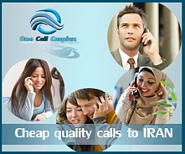 Cheap Quality Calls To Iran