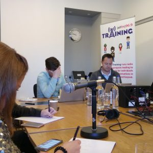 ALL FM Corporate Radio Training Manchester - Hilton Hotels 1