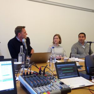 ALL FM Corporate Radio Training Manchester - Hilton Hotels 11