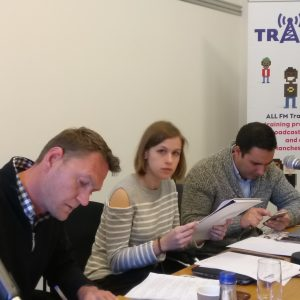 ALL FM Corporate Radio Training Manchester - Hilton Hotels 2