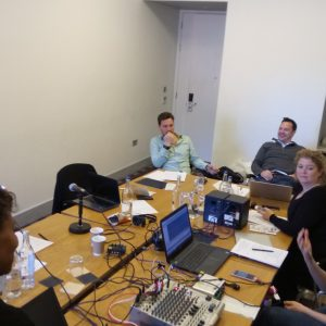 ALL FM Corporate Radio Training Manchester - Hilton Hotels 3
