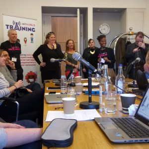 ALL FM Corporate Radio Training Manchester - Hilton Hotels 4