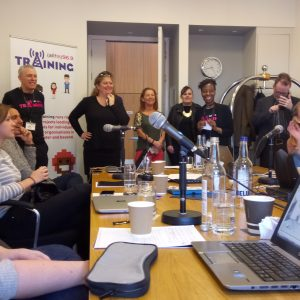 ALL FM Corporate Radio Training Manchester - Hilton Hotels 5
