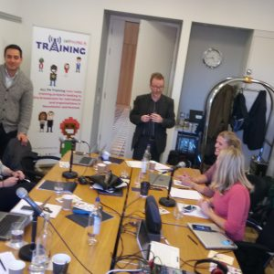 ALL FM Corporate Radio Training Manchester - Hilton Hotels 8