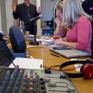 ALL FM Corporate Radio Training Manchester - Hilton Hotels 9