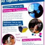 Saturday 10th September Northmoor All Together Community Event